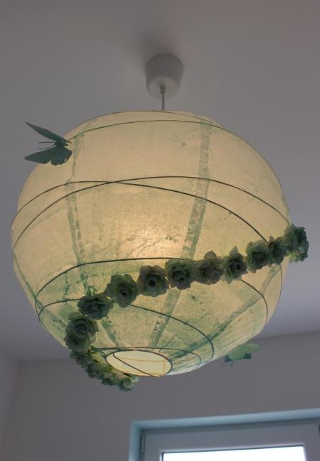 DIY Lampe 10